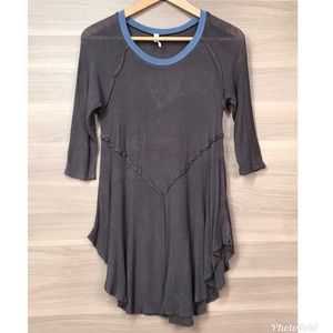 Free People Intimately Weekend Layering Tunic